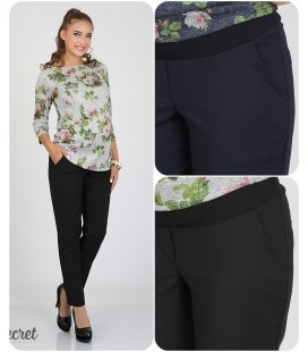 Класичні штани Елеганс.