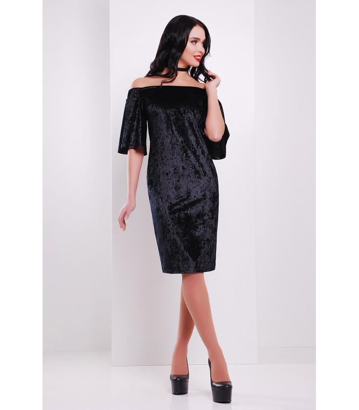 Велюрова сукня Мальфа.