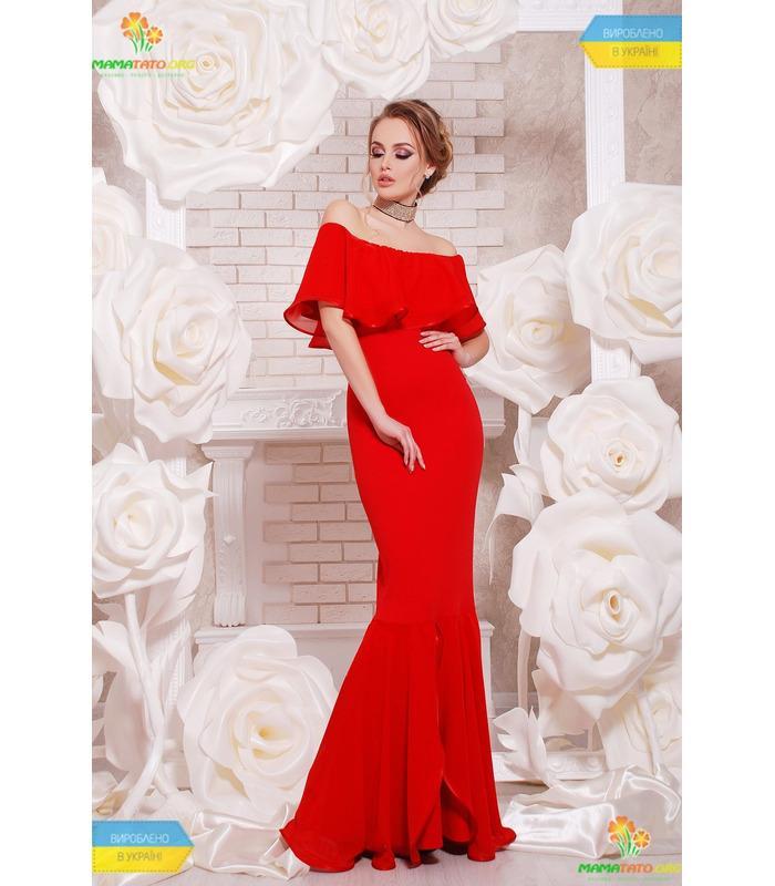 Сукня Ламеція.