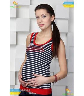 Майка для беременных Океан.