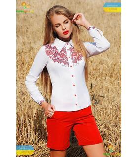 Блуза Марта (принт К3).