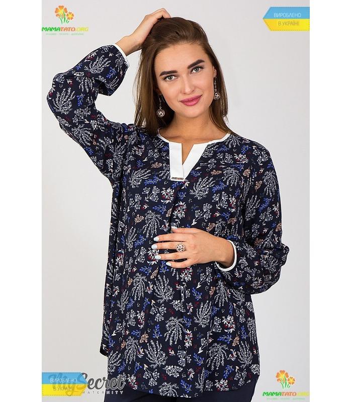 Блуза для беременных Камея.
