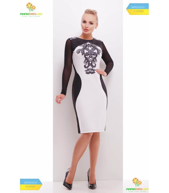 Платье Кружево-модерн.