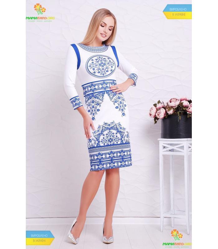 Платье Орнамент.