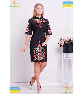 Платье Китайский Пион.