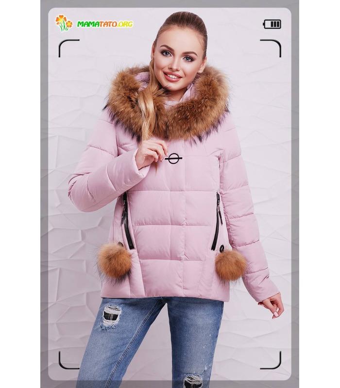 Зимова куртка (мод.17-128).
