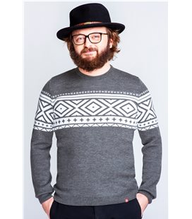Чоловічий в'язаний светр (мод.60).