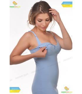 Нічна сорочка для вагітних та годування «Must have».