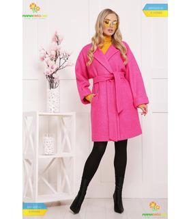 Пальто однотонне (мод.П-300-90)