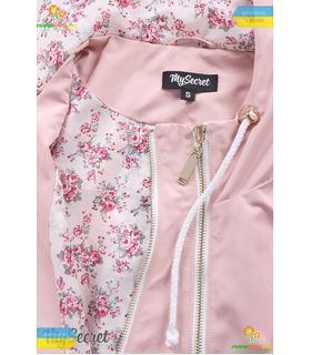 Стильна куртка для вагітних Andrea (вставка знімається).
