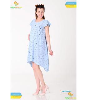 Платье 3в1 Бриз Журавли