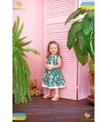 Дитяча сукня Анюта 2 (ПЛ210)