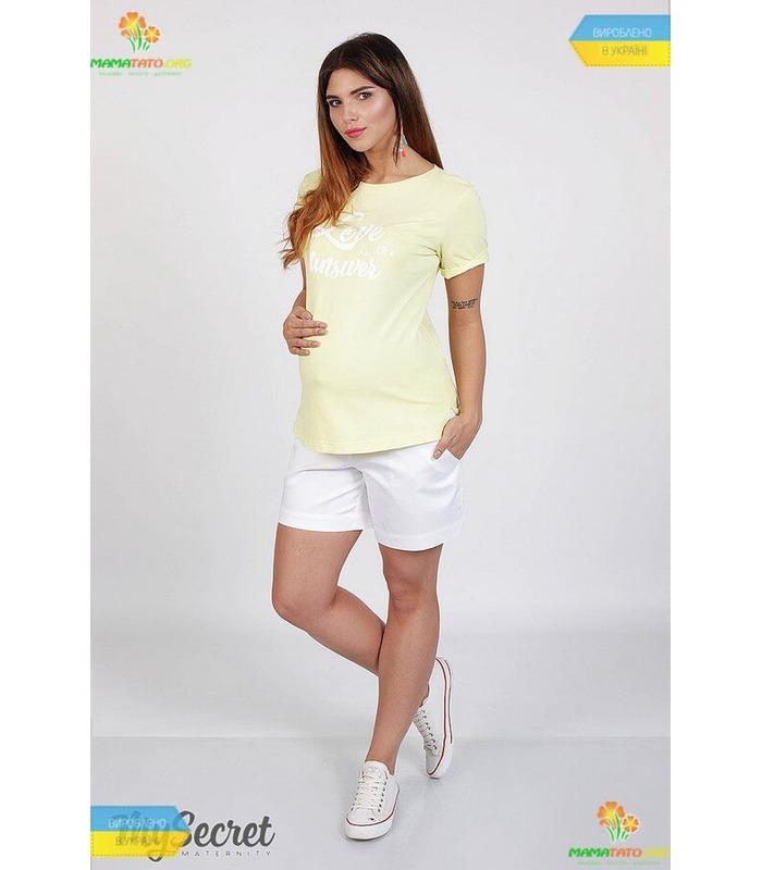 Шорти Сафо WH, літні шорти для вагітних