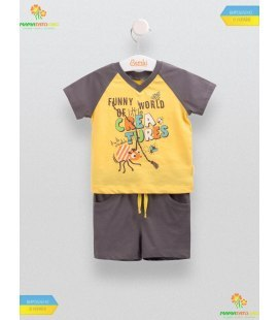 Детский костюм Лето (КС553) YE