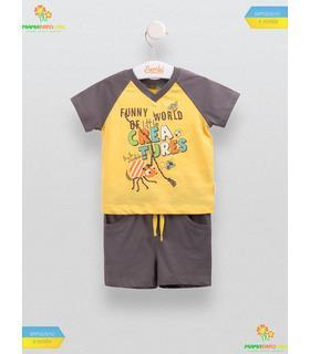 Дитячий костюм Літо (КС553) YE