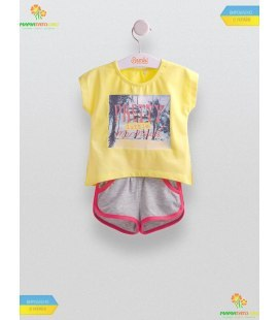 Костюм Лілу (КС549) YE, купити дитячий одяг