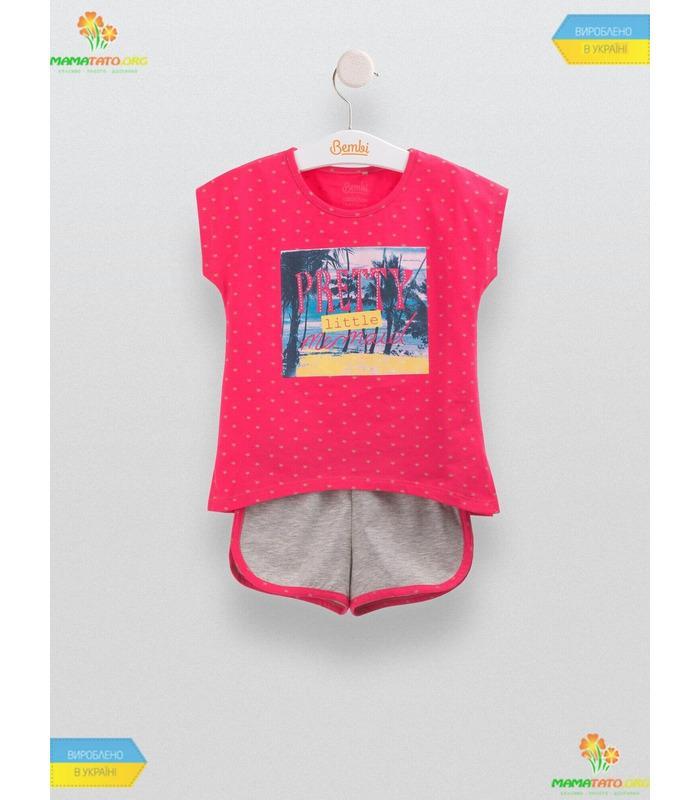 Костюм Лилу (КС549) RB, детские летние костюмы купить