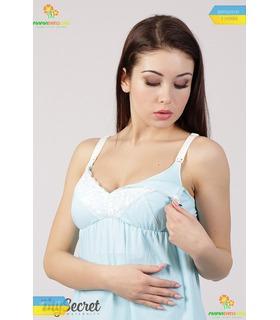 Нічна сорочка 3в1 Моніка Нова MI, ночнушка для вагітних