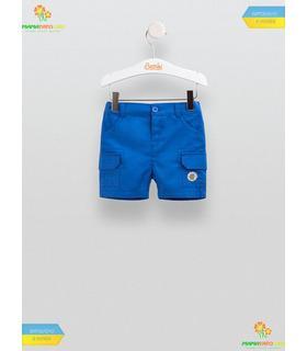 Шорты для мальчика ШР455 BB, синие детские шорты