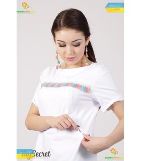 Туніка Аміна WH, купити туніку для вагітних