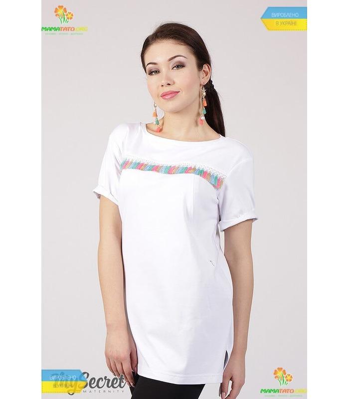 Туніка Аміна WH, купити одяг для вагітних