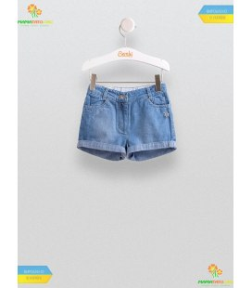 Джинсові шорти для дівчинки ШР447