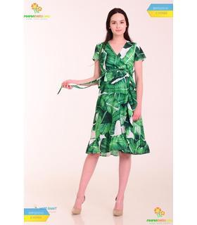 Сукня Кітана Бананове Листя, плаття вагітним
