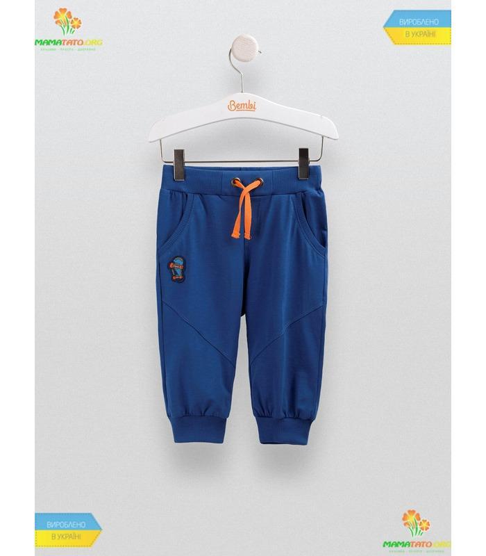 Бриджі для хлопчика ШР454, літній дитячий одяг