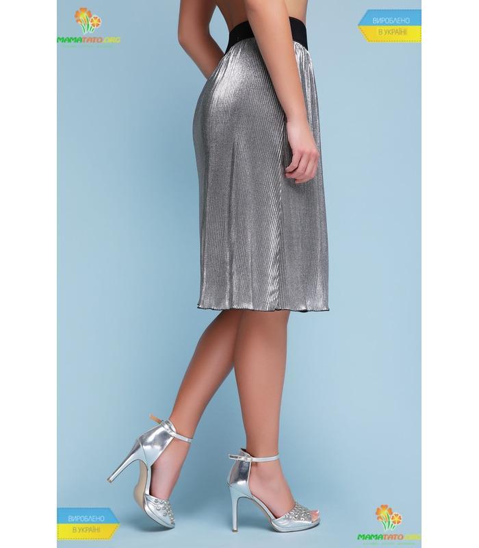 Юбка Плиссе длинная LM, плиссерованная юбка