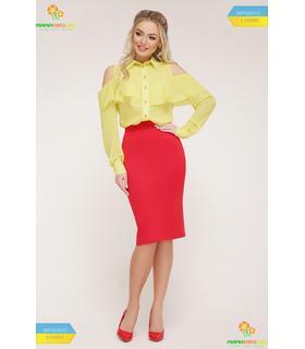 Блуза Джаніна YE, купити літню блузу