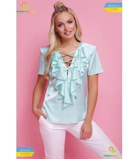 Блуза Сієна MI, купити літню блузу