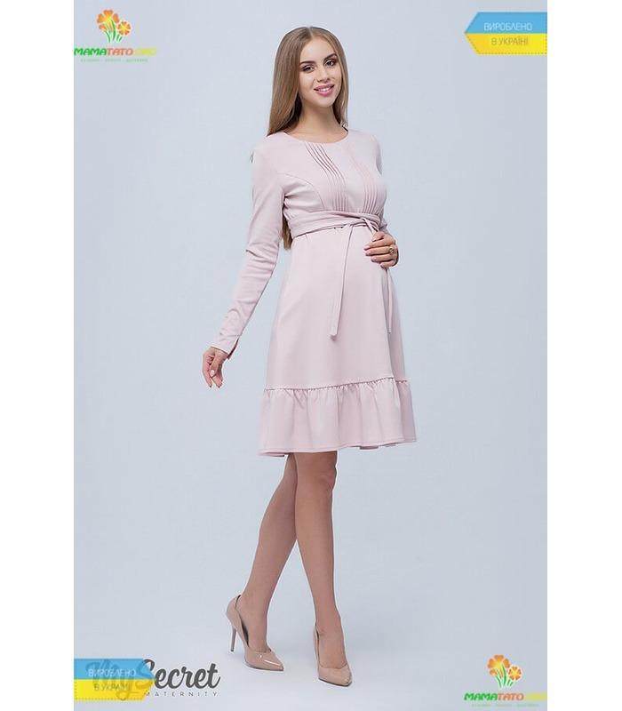 Сукня для вагітних та годуючих Мішель LR, осінні плаття вагітним