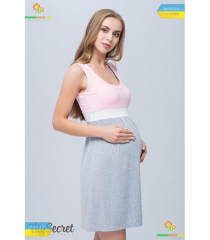 Ночная сорочка для беременных и кормящих Села NR