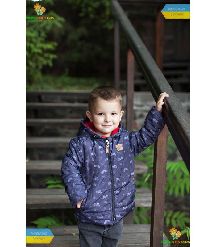 Детская куртка Мото КТ169