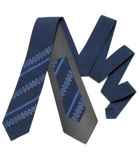 Вышитый галстук 755