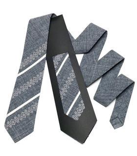 Вишита краватка 756