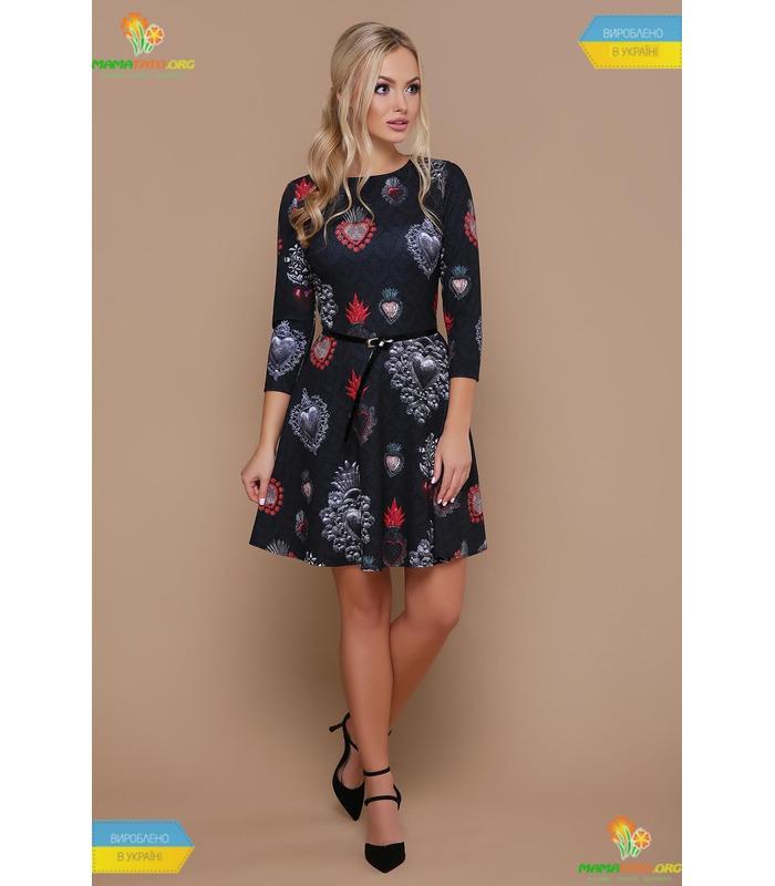 Платье Глория Сердце