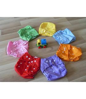 Багаторазові дитячі підгузники з сіткою Qianquhui