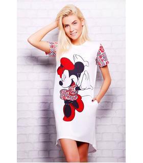 Вишиванка Minnie футболка фрак-3.
