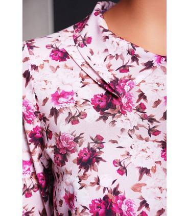 Жіноча блузка  Півонії.