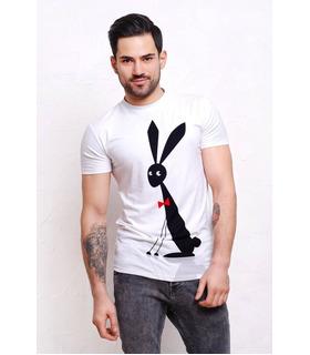 Чоловіча футболка Зайці.
