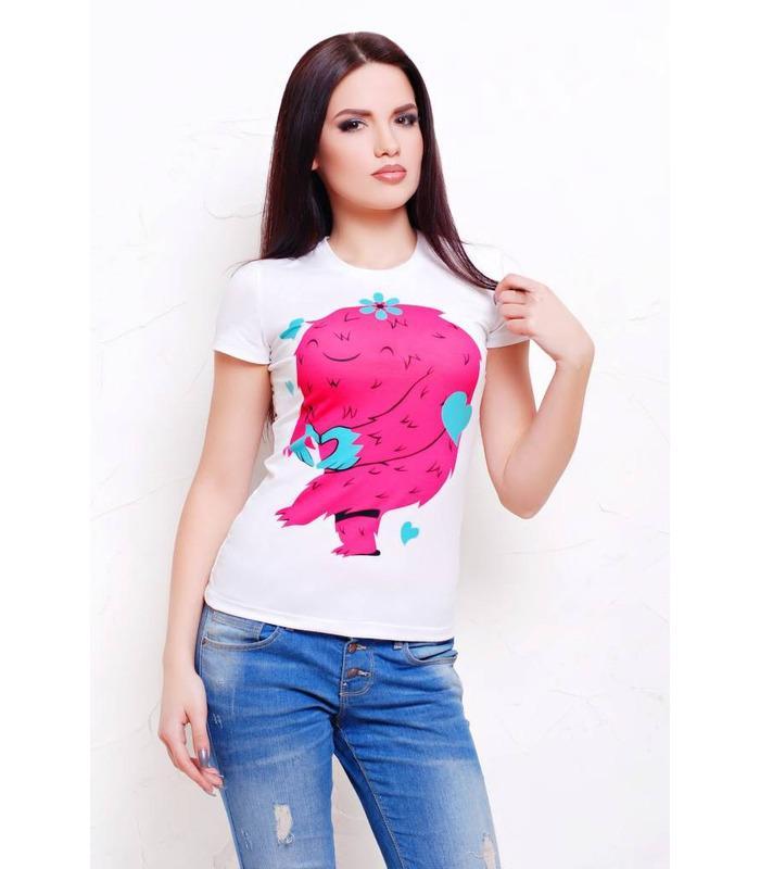 Жіноча футболка Монстрики.