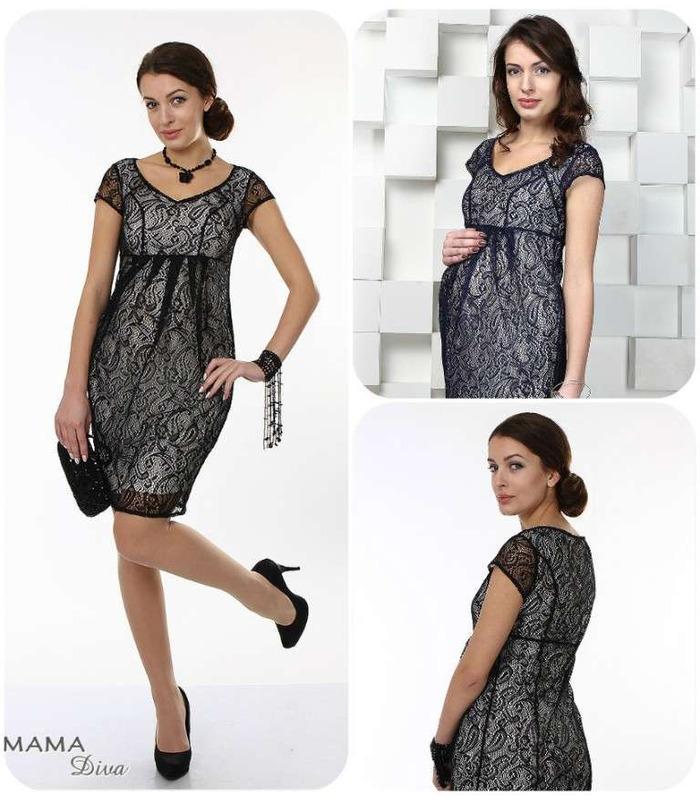 Елегантна сукня для вагітних Джорджія.