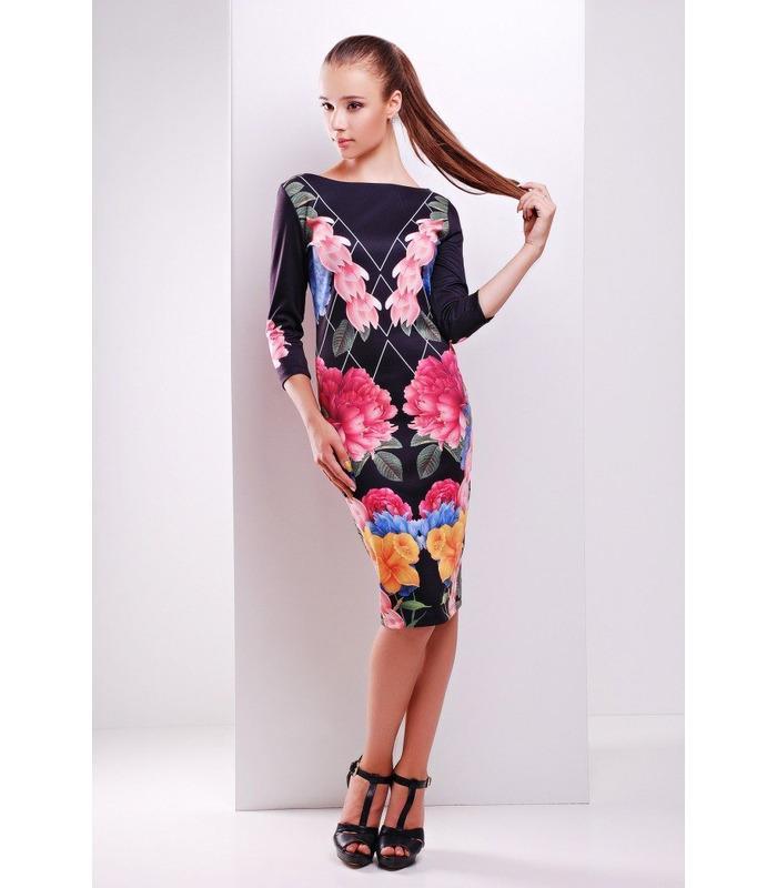 Сукня Квітковий сад.