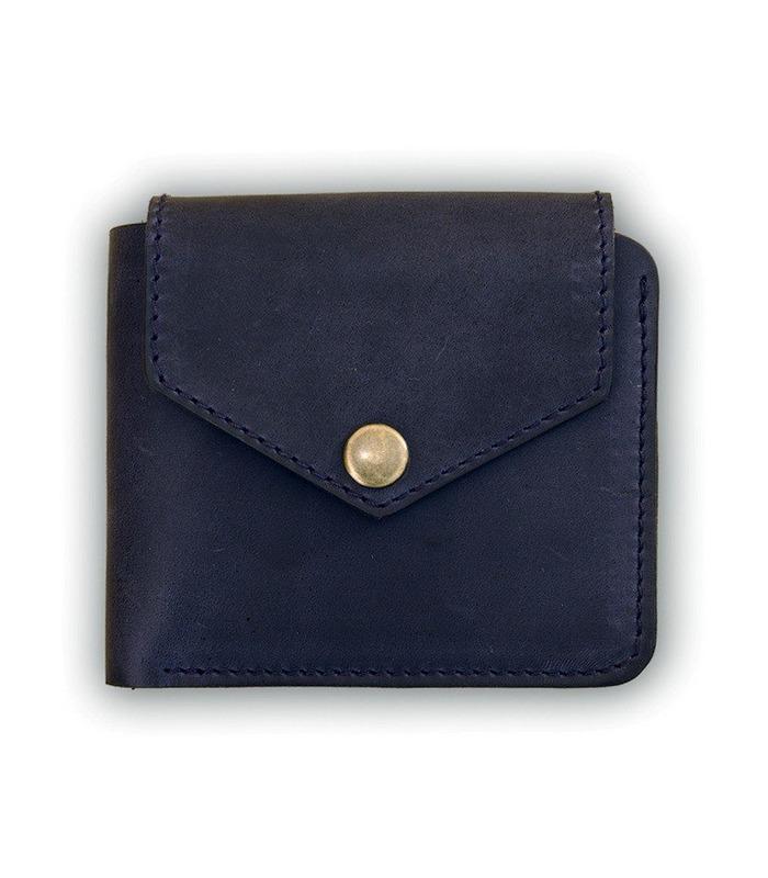 Портмоне 4.2 (4 кармани і на кнопці) Нічне небо