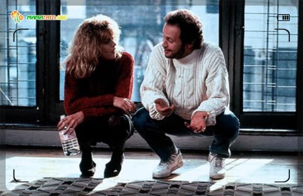 """6. """"Коли Гаррі зустрів Саллі"""" (1989)."""