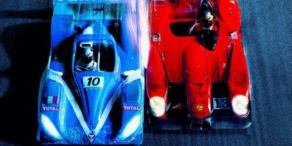 """1. """"Мішель Вальян: Жага швидкості"""" (2003)."""